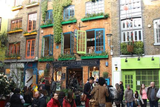Londra Neils Yard