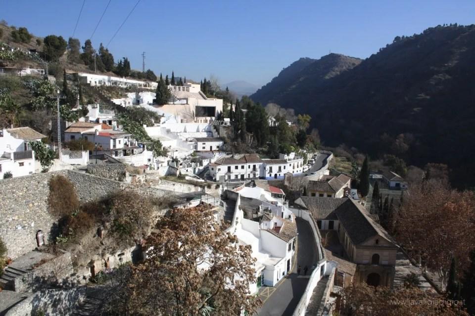 cosa fare a Granada albaicin