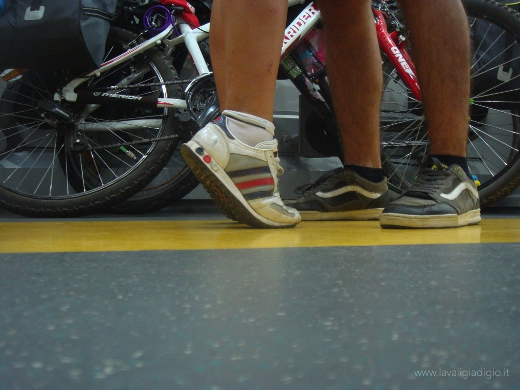 viaggiare in bici maremma