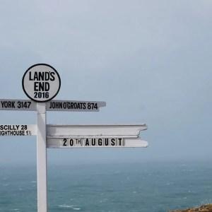 inghilterra del sud itinerario lands end