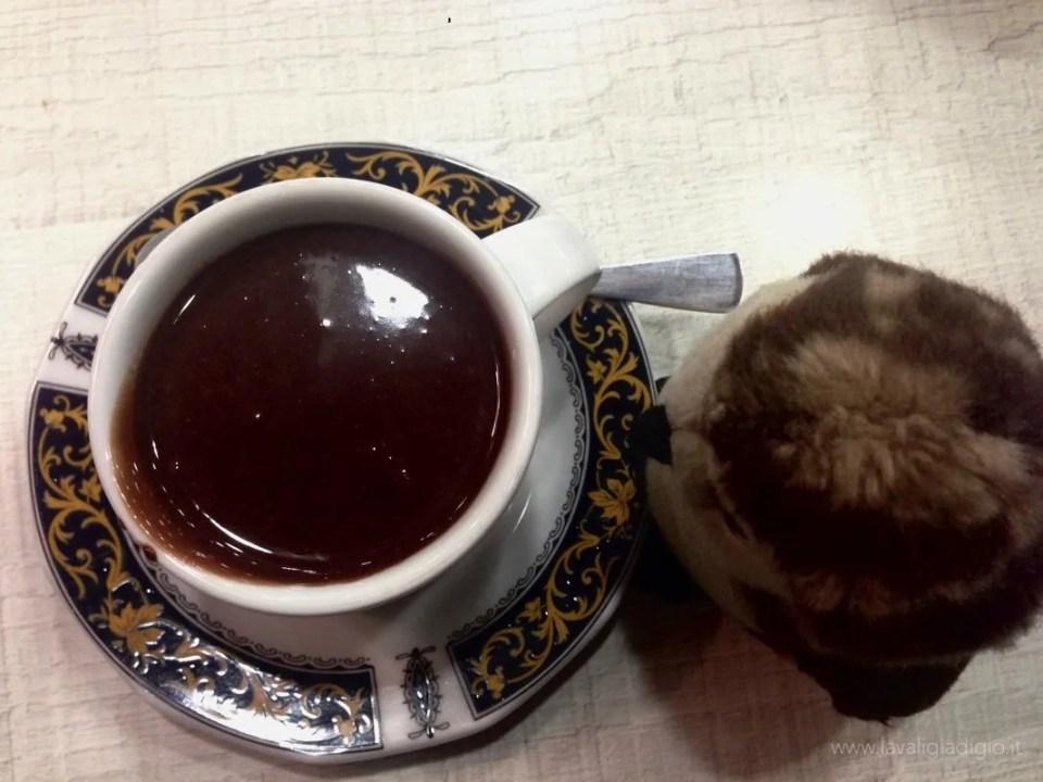 churros e cioccolata a granada tazza