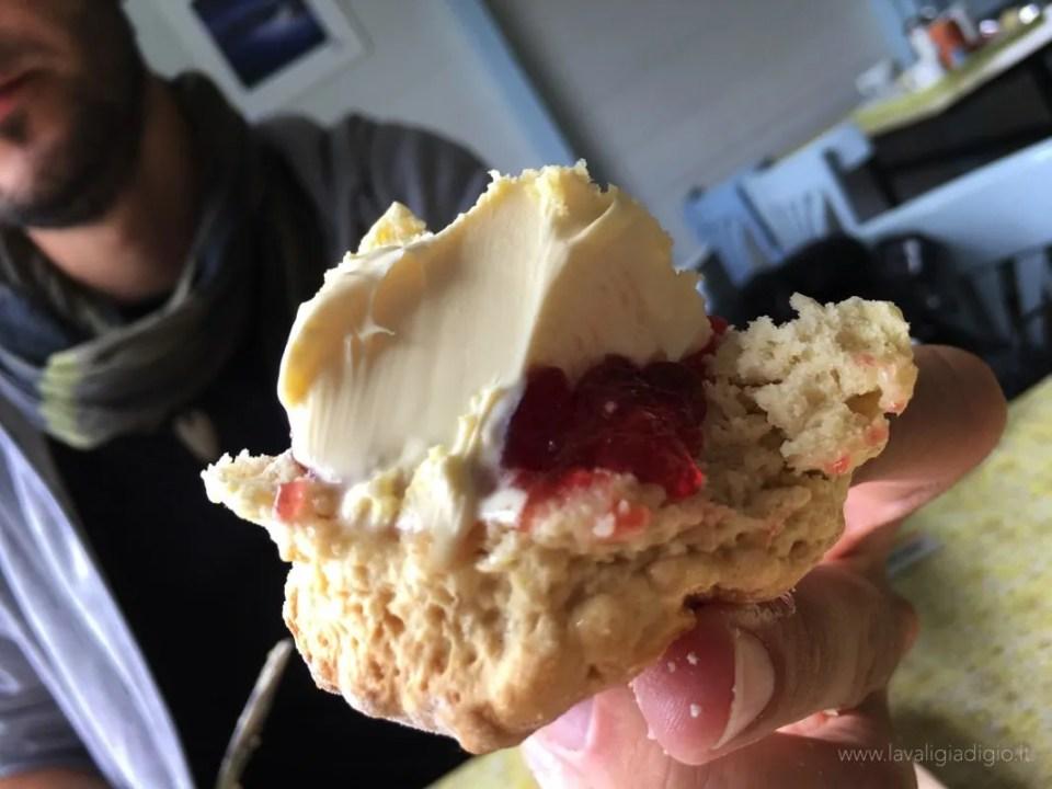 cosa mangiare in cornovaglia - cream tea 2