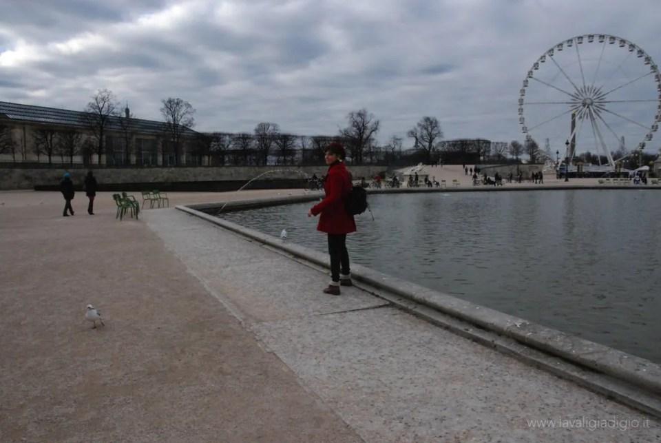 cose da fare a Parigi tuileries