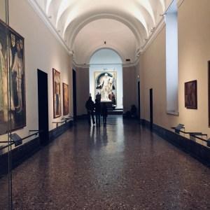 cosa vedere alla pinacoteca di brera