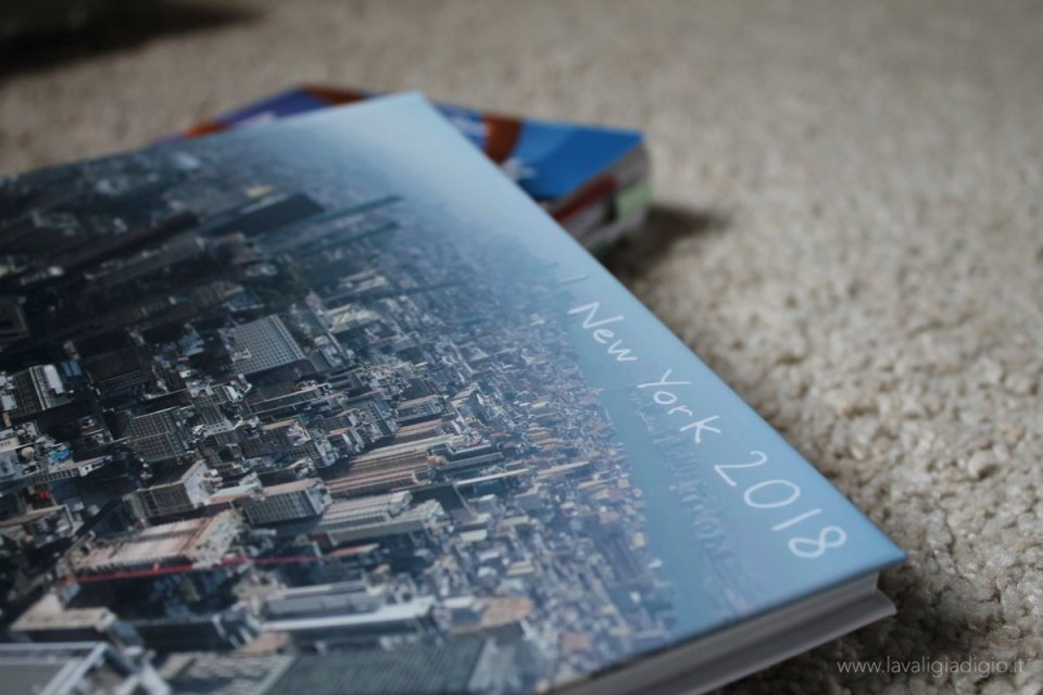 come realizzare un fotolibro new york