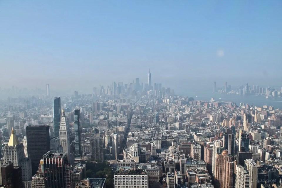 itinerario New York - panorama