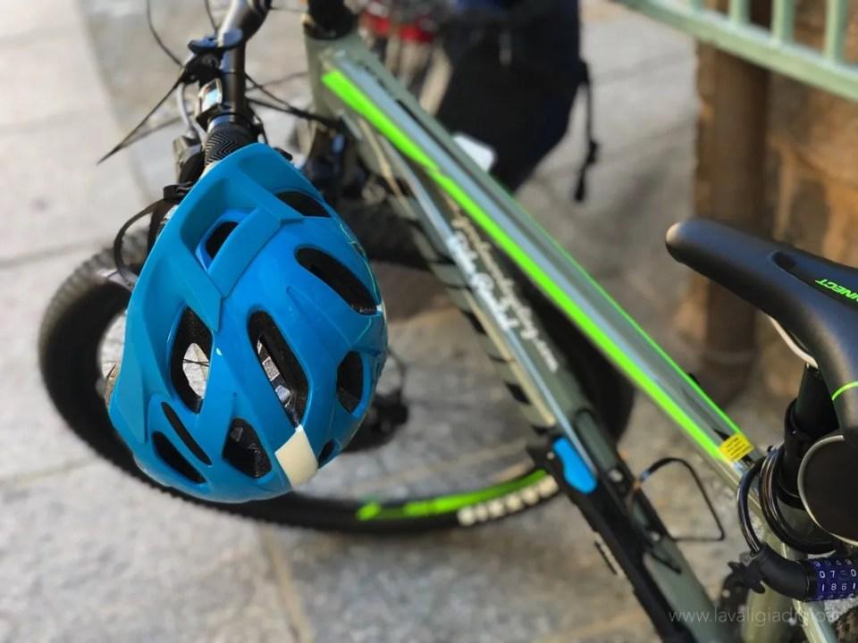 itinerario in gallura bici