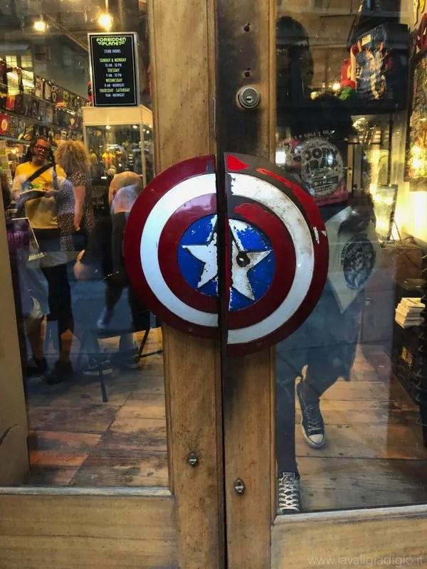 negozi nerd a new york forbidden planet shopping