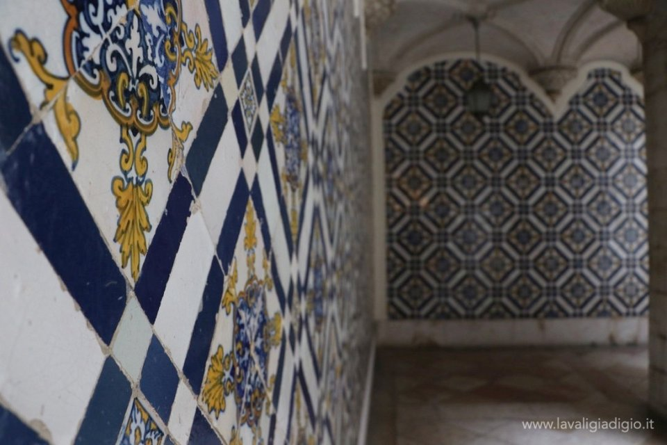 cosa vedere a Lisbona museo azulejos
