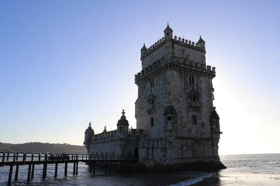 cosa vedere a Lisbona in tre giorni  torre de Belem