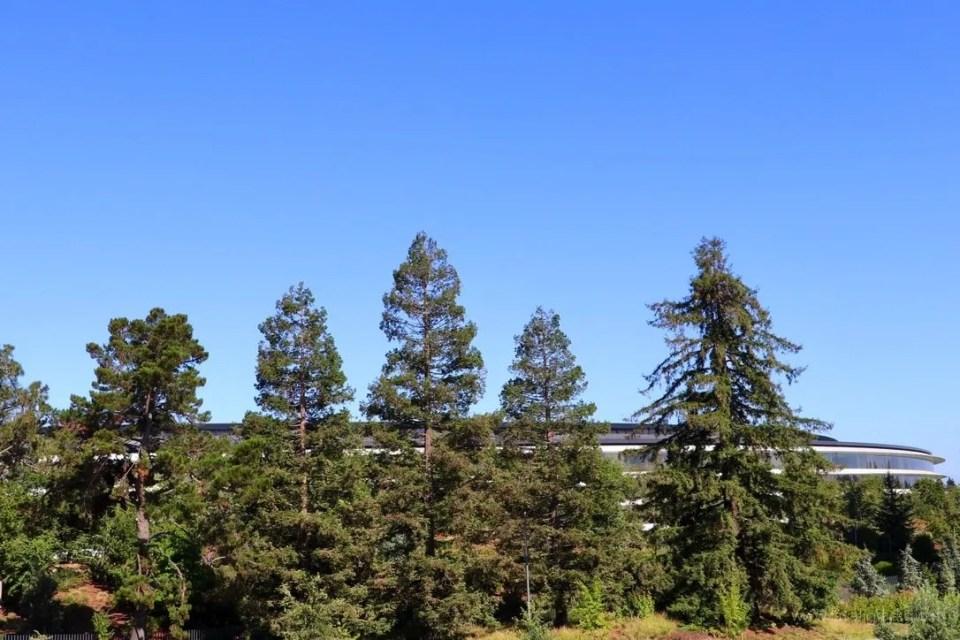 Apple Park campus - astronave
