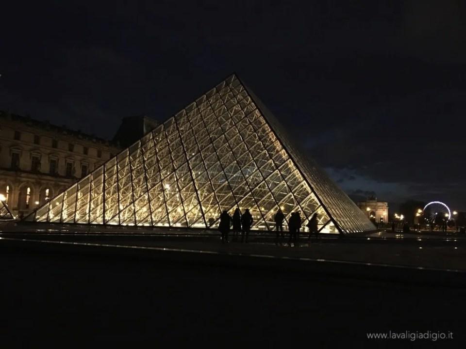 tour virtuali musei - Louvre