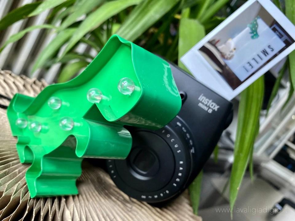 caratteristiche Instax mini8 Fujifilm - stampa foto