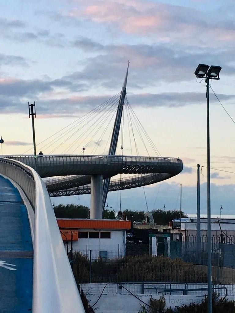 Cosa vedere a Pescara in un giorno - ponte del mare