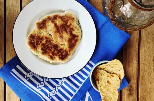 come preparare naan - ricetta