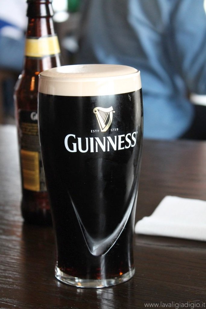 visita guiness storehouse Dublino