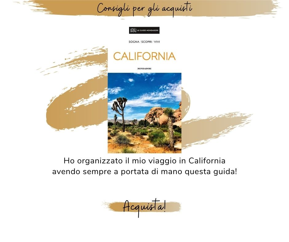 consigli per gli acquisti california