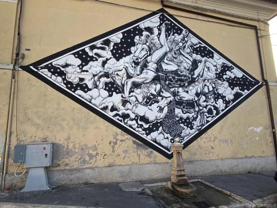 murales di Aielli Samoa