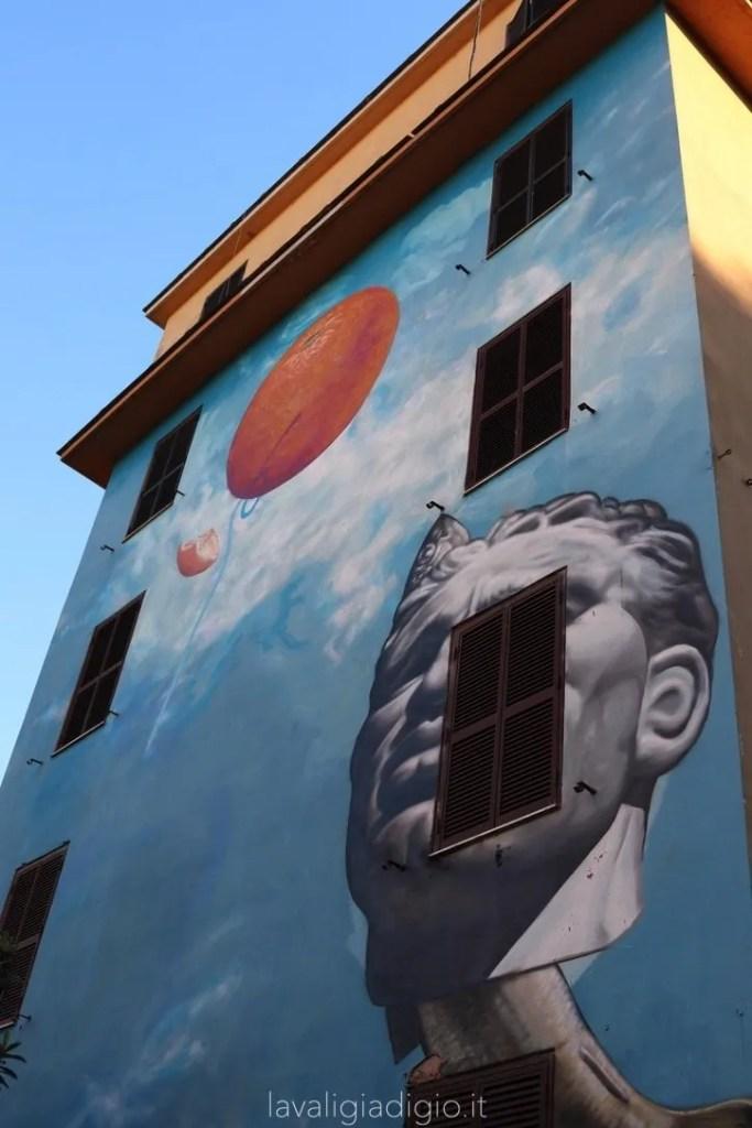 murales di Tor marancia spettacolo rinnovamento maturità