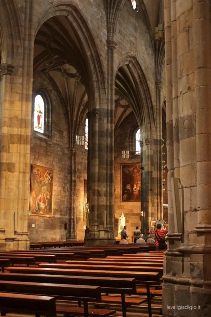 Basilica di Nuestra Señora de Begoña bilbao