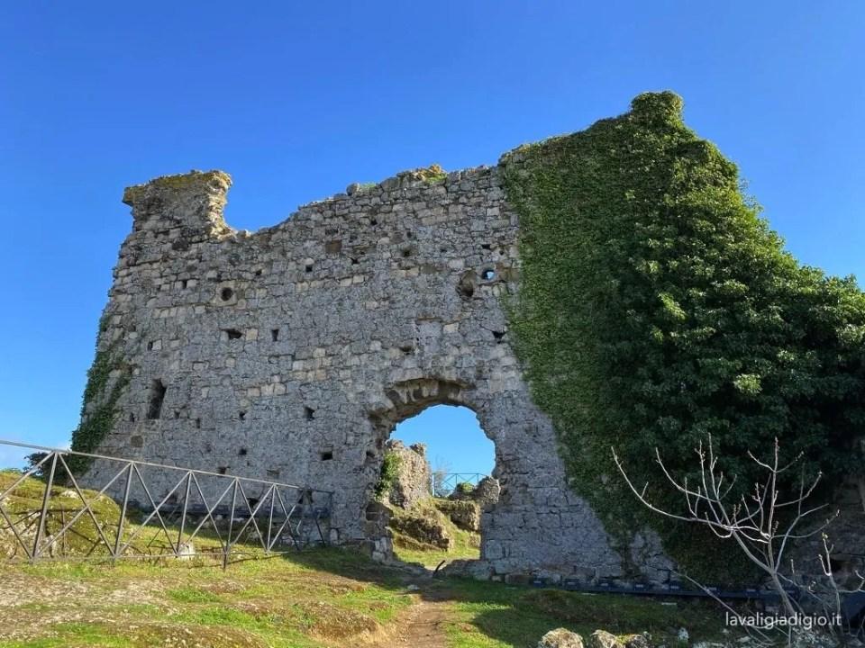 visitare Trevignano Romano rocca punto panoramico