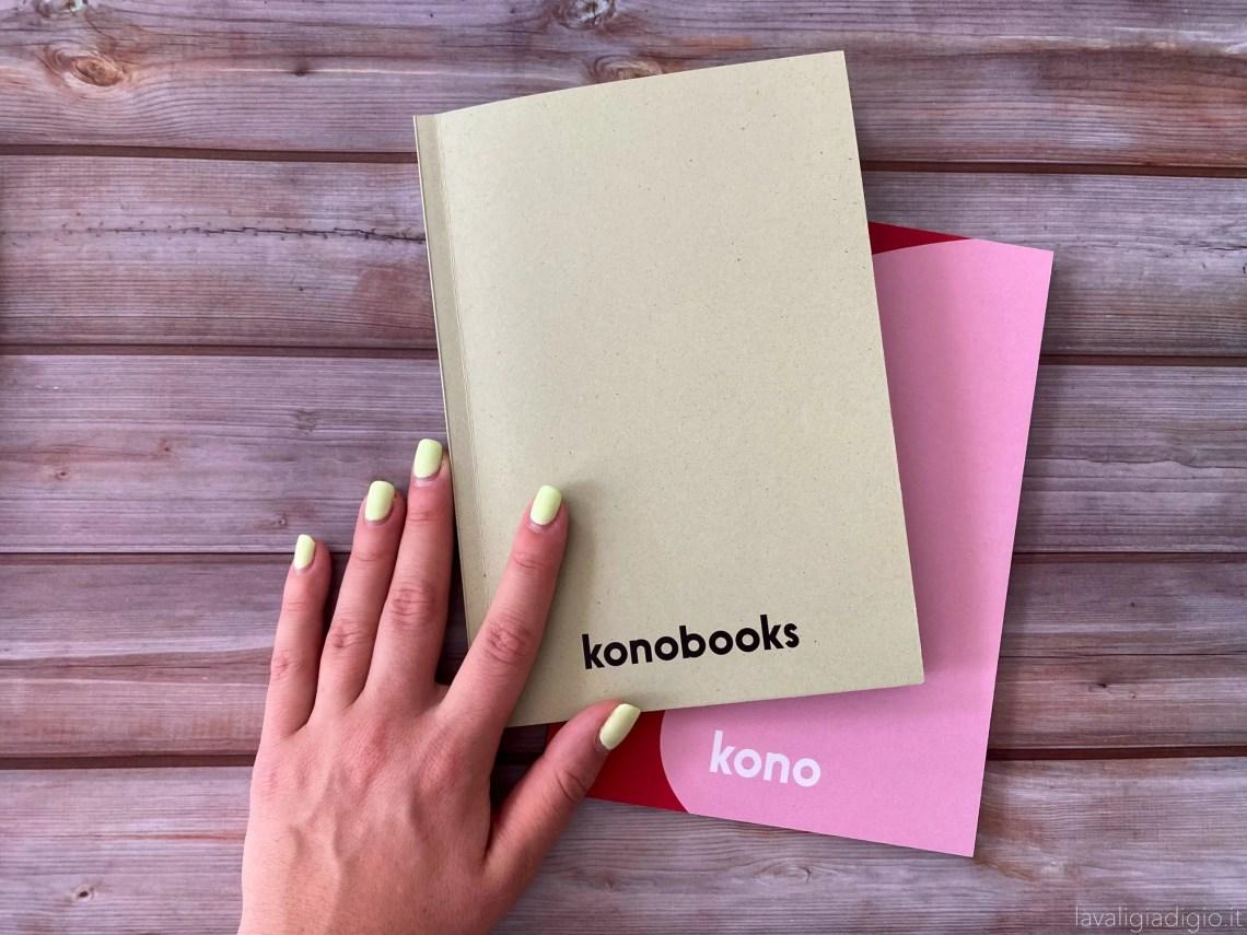 quaderni da viaggio green