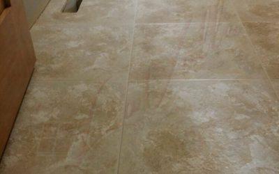 West Fargo Duraceramic Flooring Installation