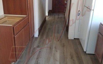 Vinyl Pro Classic Aged Hickory Waterproof Plank Flooring