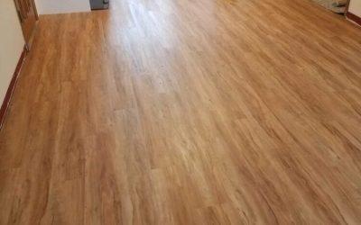 Vinyl Pro Classic Blonde Ale Waterproof Plank Flooring