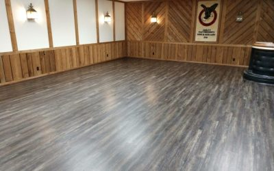 Vinyl Pro Classic Shadowed Oak Waterproof Plank Flooring
