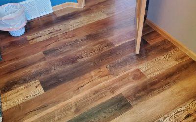 Vinyl Pro Classic Mesquite Waterproof Plank Flooring