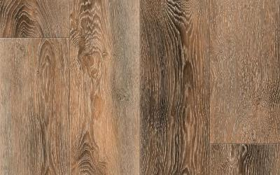 Cali Vinyl Mute Step Dockwood Oak Waterproof Flooring