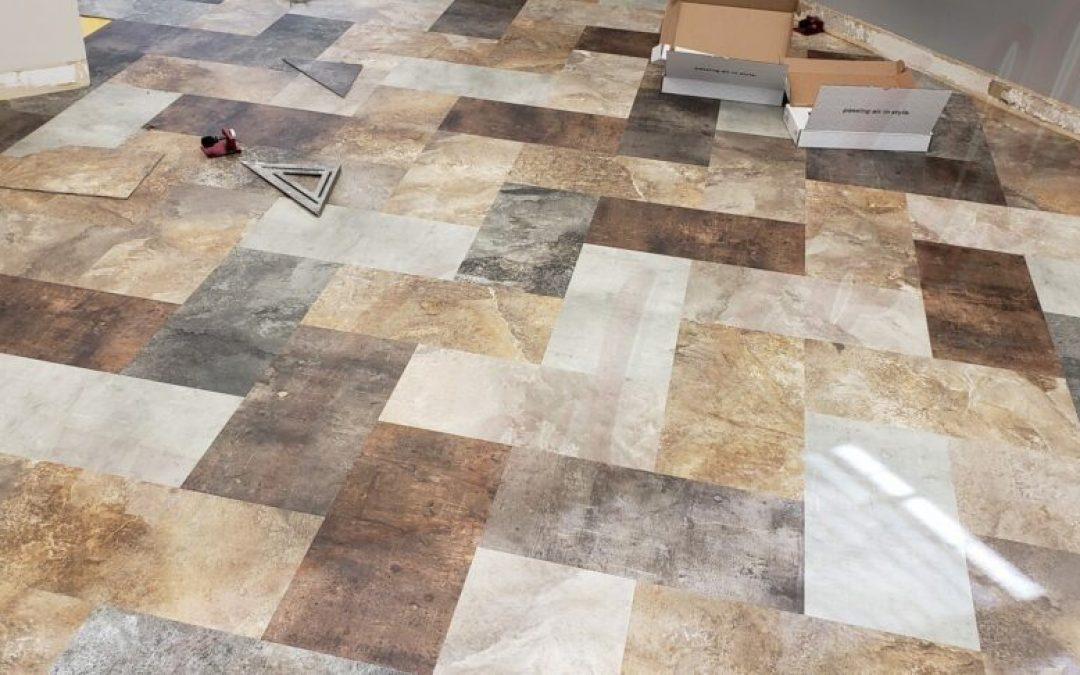 BeauFlor Pure LVT Dream Click Flooring Install… A Dream?