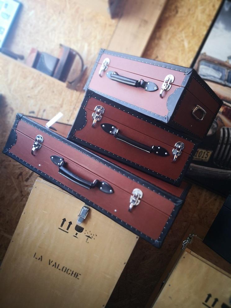 bagages rigides