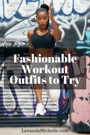 Fashionable Workout Outfits to Try