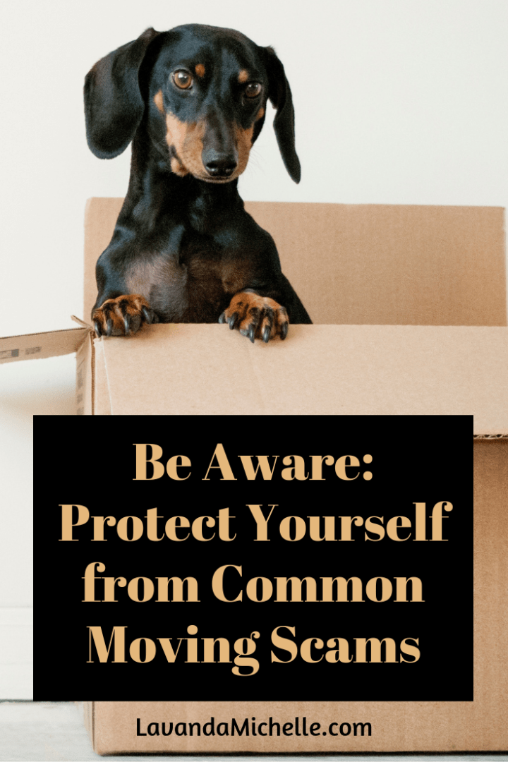 Be Aware: Protect Yourself from Common Moving Scams