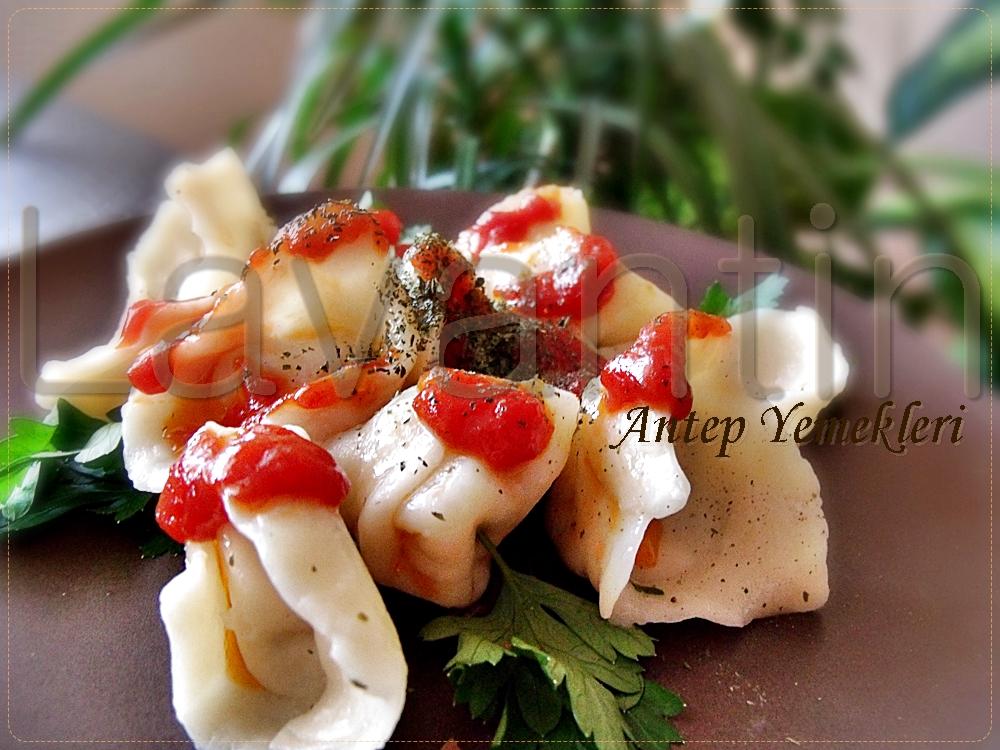 Girit Pirrusu (Piruhi) Veya Peynirli Mantı