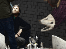 Lavapiés Diverso 2015 | 'Muro Abierto' | Jam de graffiti y arte urbano | 22/11/2015 | 11 | Foto Yolanda Pérez