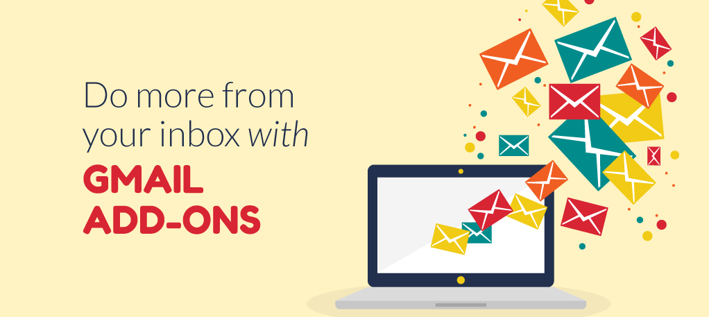 Do more from your inbox with Gmail Add-ons