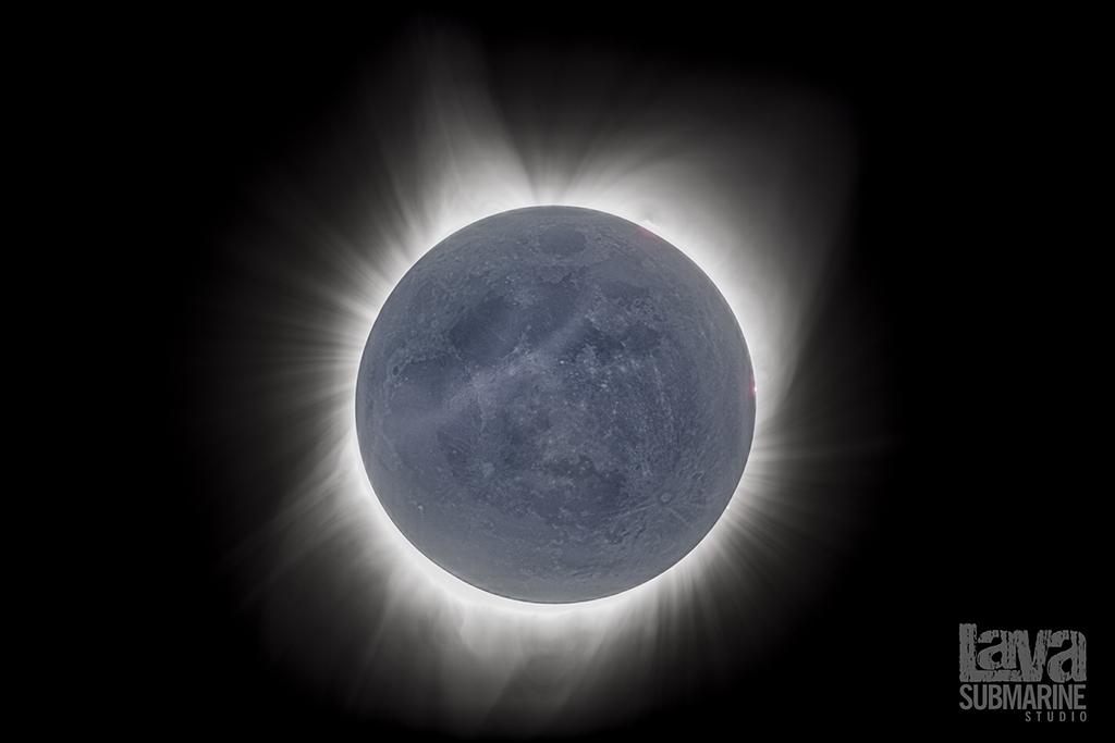 2017 Solar Eclipse MN Photography