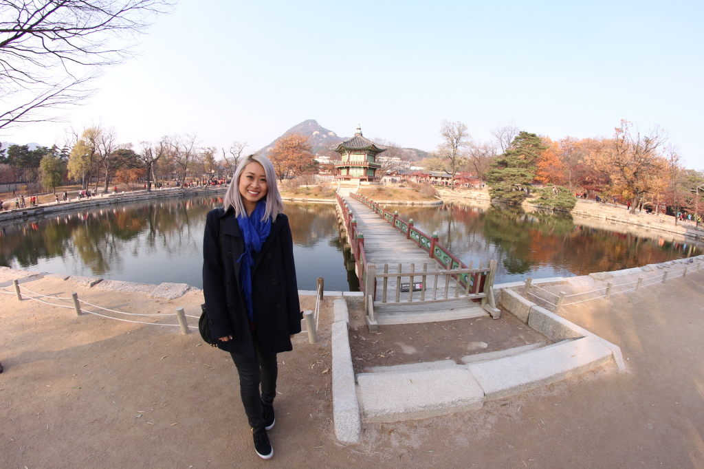gyeongbokgung palace pretty