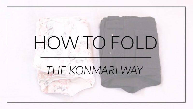 Fold KonMari