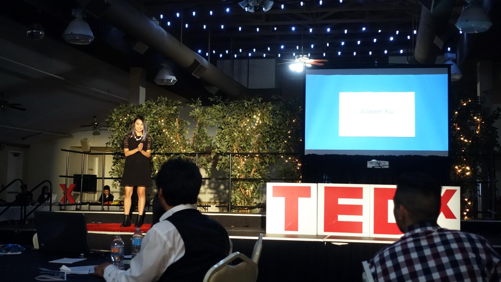 TEDxYouth Aileen 2