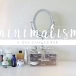 5 Days to Minimalism Challenge   Day 4