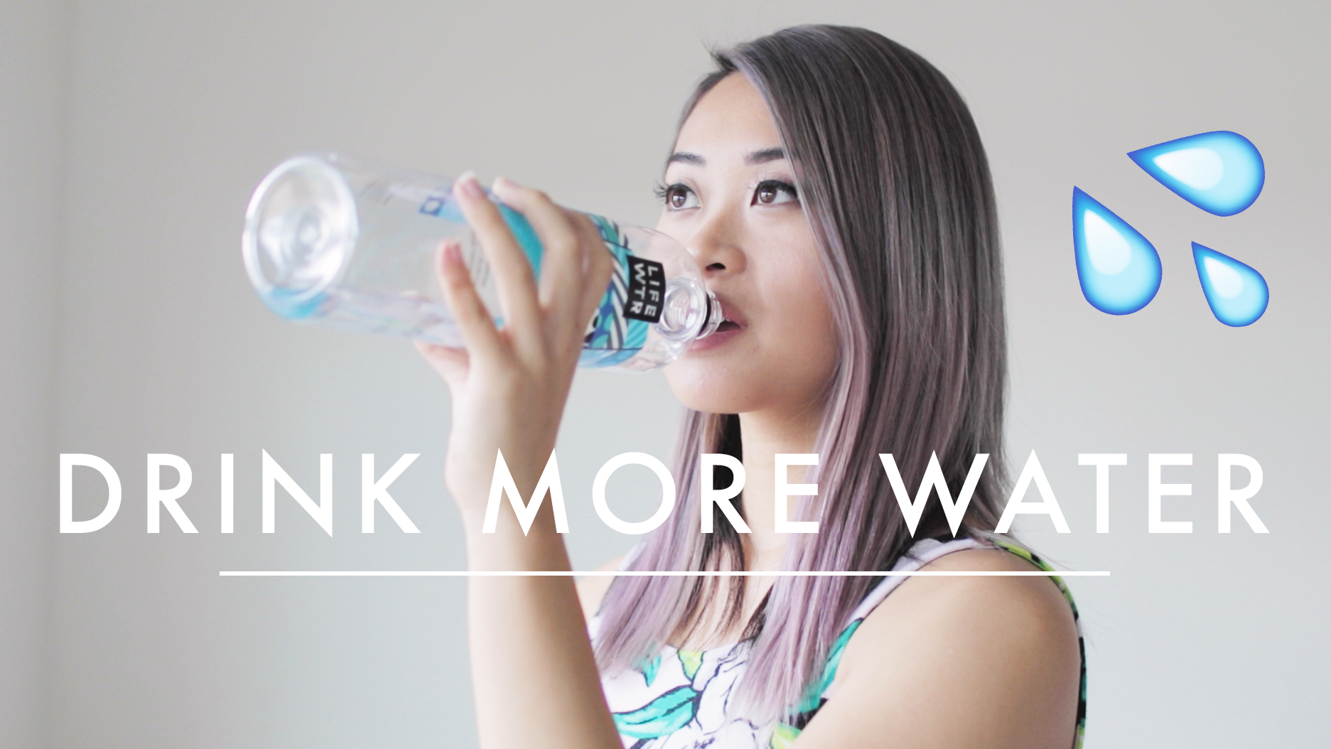 how to drink more water | lavendaire