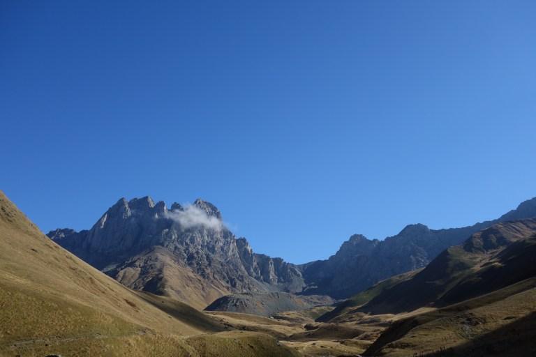 Wanderung Mount Chaukhabi