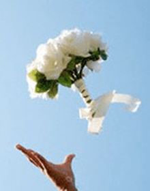 Free Throwing Bouquet