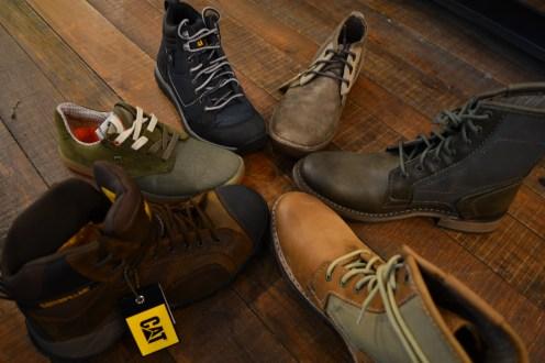 CAT zapatos