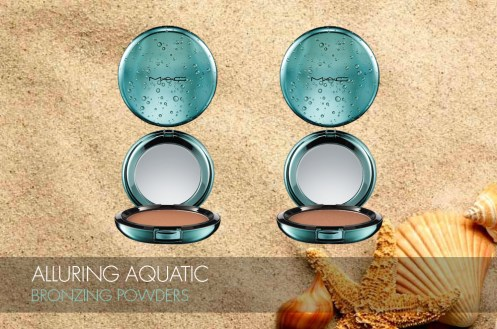 alluring aquatic bronzing powders