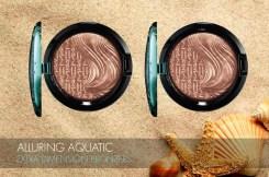 alluring aquatic extra dimension bronzers